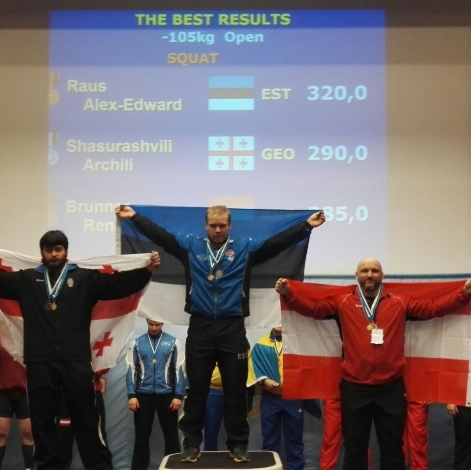 European Classic Powerlifting Championship 2016